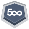 96x96px size png icon of 500