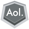 96x96px size png icon of Aol