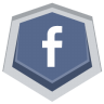 96x96px size png icon of Facebook