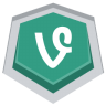 96x96px size png icon of Vine