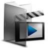 96x96px size png icon of Folder Movies