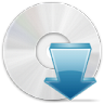 96x96px size png icon of CD Burn