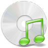 96x96px size png icon of CD Music