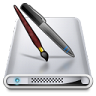 96x96px size png icon of Drives Applications