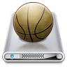 96x96px size png icon of Drives Games Alt
