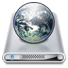 96x96px size png icon of Drives Sites