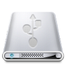 96x96px size png icon of Drives USB Drive