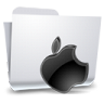 96x96px size png icon of Folders Apple