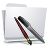 96x96px size png icon of Folders Applications