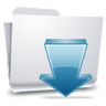 96x96px size png icon of Folders Downloads