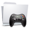 96x96px size png icon of Folders Games