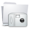 96x96px size png icon of Folders Pictures Alt