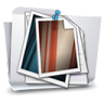 96x96px size png icon of Folders Pictures