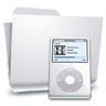 96x96px size png icon of Folders iPod