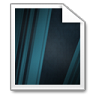 96x96px size png icon of Mimetypes Picture File
