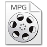 96x96px size png icon of Mimetypes mpg