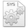 96x96px size png icon of Mimetypes sys