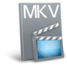 96x96px size png icon of File mkv