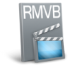 96x96px size png icon of File rmvb