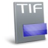 96x96px size png icon of File tif