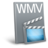 96x96px size png icon of File wmv