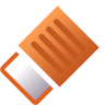 96x96px size png icon of Actions draw eraser