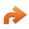 96x96px size png icon of Actions redo