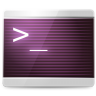 96x96px size png icon of Apps konsole