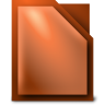 96x96px size png icon of Apps libreoffice impress