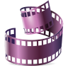 96x96px size png icon of Mimetypes divx