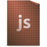 96x96px size png icon of Mimetypes javascript