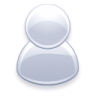 96x96px size png icon of Offline user