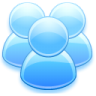 96x96px size png icon of User group