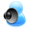 96x96px size png icon of Voice chat
