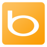 96x96px size png icon of Bing