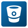 96x96px size png icon of Bitbucket