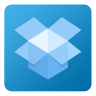 96x96px size png icon of Dropbox