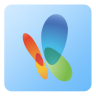 96x96px size png icon of Msn