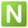 96x96px size png icon of Ning