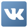 96x96px size png icon of Vk