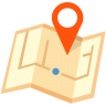 96x96px size png icon of Location