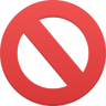 96x96px size png icon of cancel