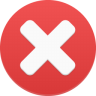 96x96px size png icon of delete 1