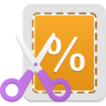 96x96px size png icon of Coupon