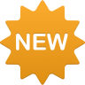 96x96px size png icon of New