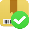 96x96px size png icon of Package accept