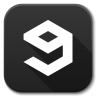 96x96px size png icon of Apps 9gag