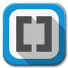 96x96px size png icon of Apps brackets