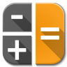 96x96px size png icon of Apps calc