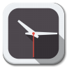 96x96px size png icon of Apps clock B
